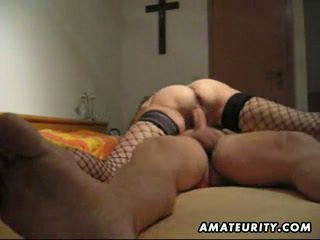 nieuw cumshots, vol anaal actie, plezier amateur thumbnail