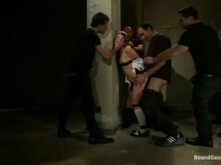KrisTina Rose Doing A Hard Cock Sucking On Tthat Guy Group