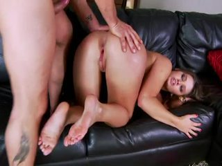 brunetka prawdziwy, darmowe nice ass więcej, więcej assfucking