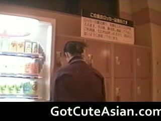뱃사공 일본의 청소년 에 그만큼 locker 방