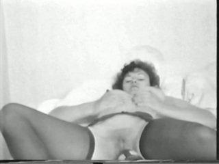 Yvonne Inserts Bottle In Pussy
