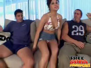 brunetka nowy, zobaczyć seks grupowy wielki, łaciński świeży