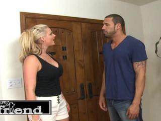Phoenix Marie Tricks Married Lad Into Fucking