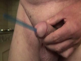Amateur Cock Insertion