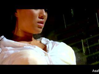 Asa akira's erotyczny pieprzyć