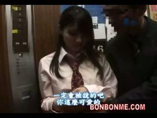 japanese, blowjob, skolejente