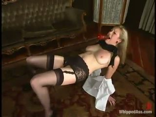 Adrianna nicole loves being tortured av voracious husmor kym wilde