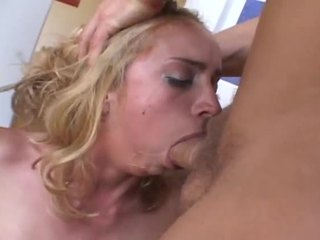 Ass toyed and drilled in hardcore dp threesome