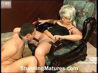 plezier oud vid, heetste oma porno, meer vrouwelijke dominantie thumbnail