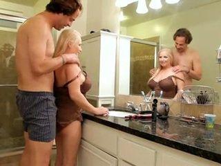 meer hardcore sex klem, dik kanaal, controleren grote borsten