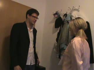 Martina Gets Room Service