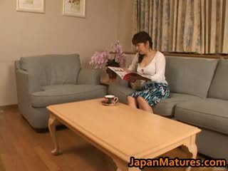 Eri nakata जपानीस मोम