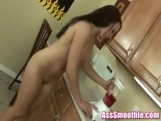 Cheyenne Jewel Drinks Arse Smoothie