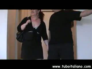 Italian Milf Mi Scopo Mia Zia
