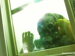 Asa akira - zombi anaali creampie
