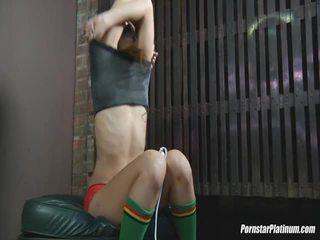 Getting High And Masturbating