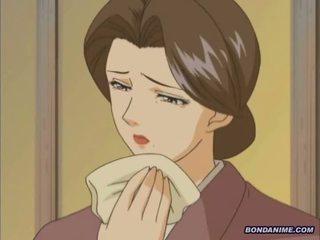Mitsuko 奴役 家庭主婦