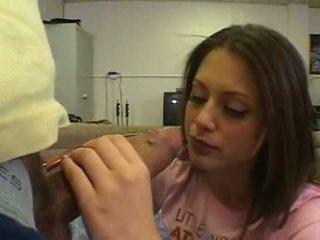 nieuw brunette, hq tiener sex porno, alle pijpen