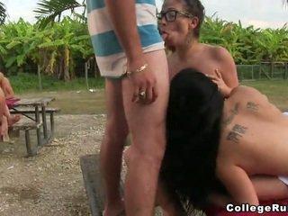 mooi college sex kanaal, hq orgie porno, sex partij thumbnail