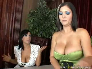 Claire dames ja ricki wihte anaal kolmekesi video