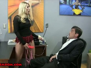 Ashley Fires and Her Sleazy Boss Part 2