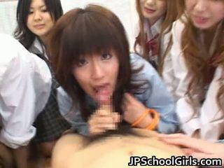 Asian Schoolgirl Having Sex