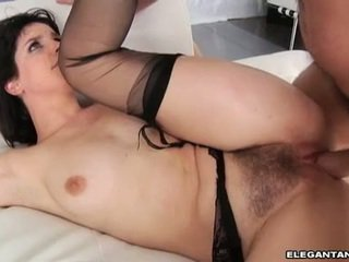 Bobbi Starr Like The Sticky Man's Fluid In Her VaGina