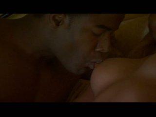 slaapkamer, interraciale seks