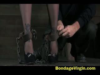 kijken bdsm porno, echt fetisch scène, heet hardcore thumbnail