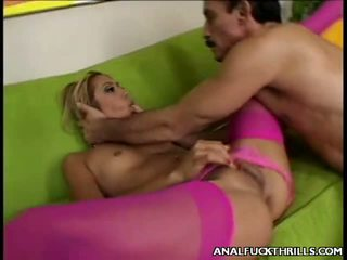 Booty Fucked Blonde