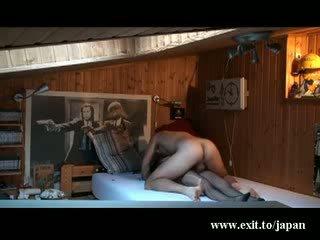Voyeur with my Japanese ex Kita 19 years Video