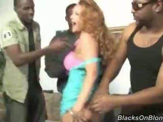 nominale groepsseks porno, ideaal gang bang, ideaal interraciale film