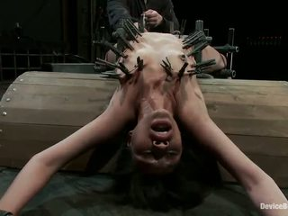 Tied And Torture Plus Device Jerking For Yasmine De Leon