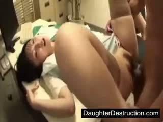 Bata hapon hapon daughter abuse