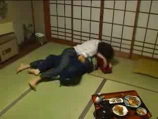יפני, שלה, אח, molested