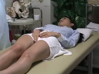 Spycam Reluctant Wife seduced by masseur