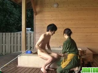 Japanese Gal Is Spicy At Sensuous Porno