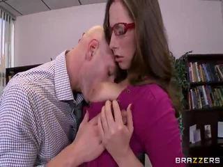 een hardcore sex mov, grote lullen, groot bril neuken