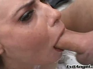 brunette, blowjobs, blow job, hard fuck