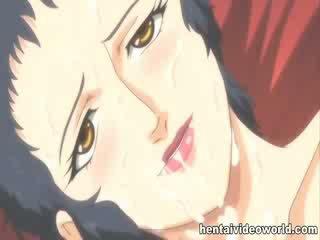 zien oud video-, meisje, vers hentai