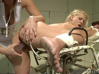 Katy Borman Pumped The Anal Of Erotic Dame Surrounding Fake Sausage