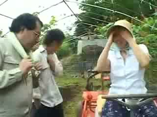 Asian Village Woman Gets Abused Video