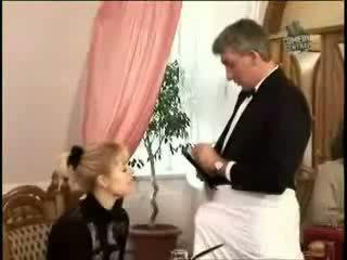 The Waiter's Boner