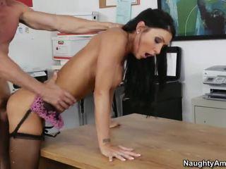 groot hardcore sex gepost, kantoor, heet office sex thumbnail