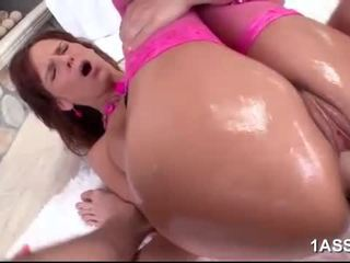 Syren de mer enjoys एनल सेक्स