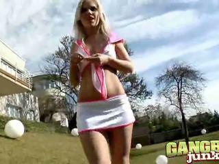 tiener sex video-, jong, gratis blondjes gepost