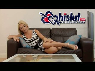 Nikki Anderson stars in our first audition scene