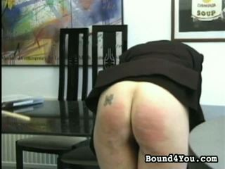 Caned By The Trainer Two