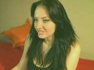 Angelina Jolie lookalike live sex Video