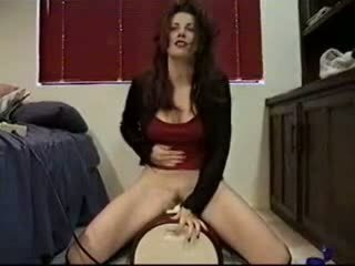 Anal Pleasure On A Sybian Video